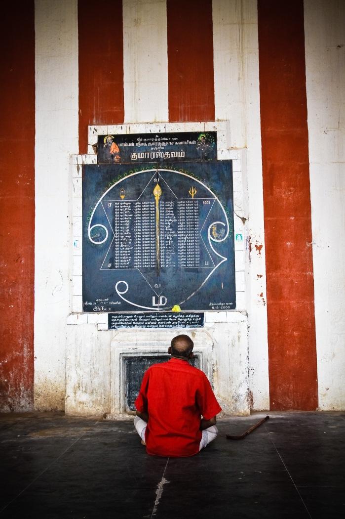 Pilgrim in Prayer