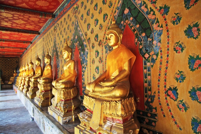 Wat Pho , Thailand