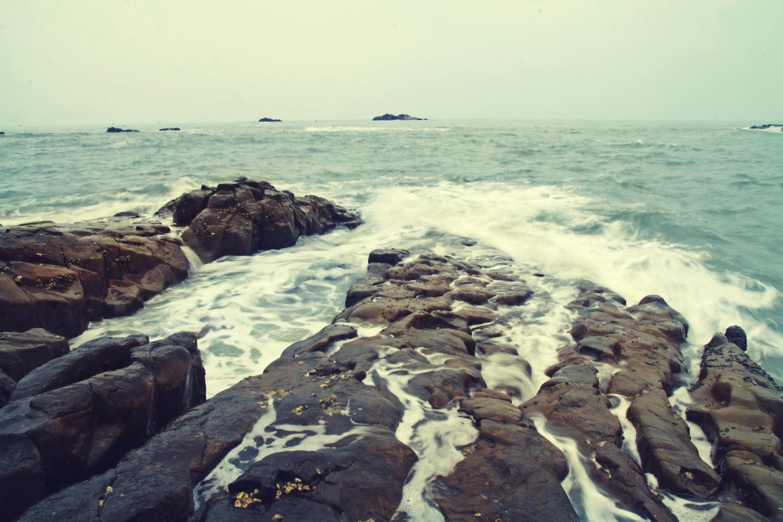 Lighthouse ,India , Karnataka , Beach , Kapu , Mangalore , St.Mary's Island