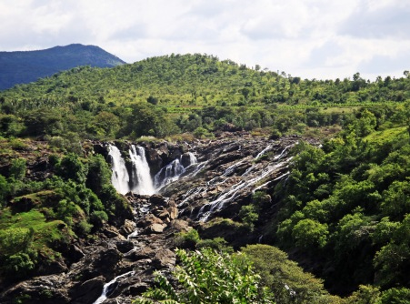 SHIVANASAMUDRA , India , Waterfalls , Old Bridge , Bangalore , Trip , karnataka