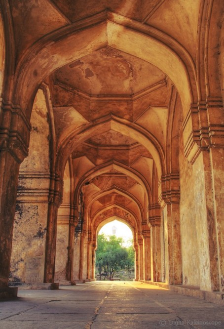 Golden Corridors